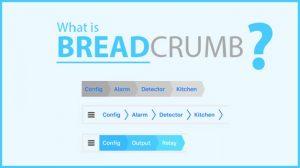 breadcrumb là gì