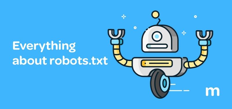 robot txt là gì