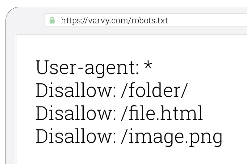 cách tạo robot txt