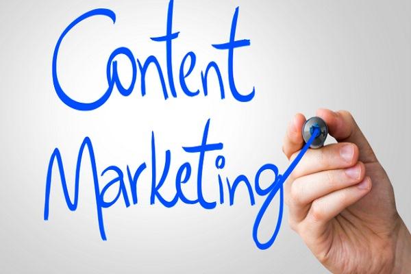 công việc content marketing