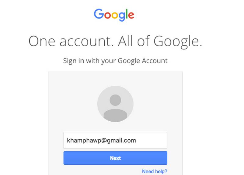 Thêm Google analytics vào website