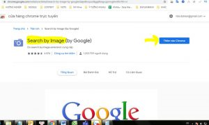 tiện tích google image